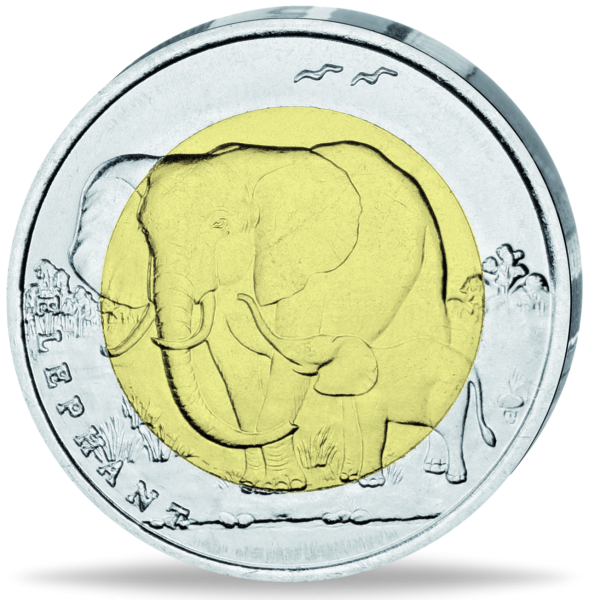 86502702009 99_1Lira_Elefant_VS